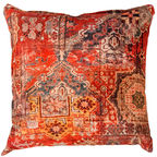 Home4you Holly Pillow 45x45cm Red