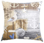 Home4you Holly Pillow 45x45cm Ocean