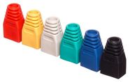 Netrack Boot for RJ45 Plug x 100 Colour