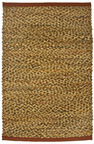 Home4you Seagrass Carpet 90x60cm Beige/Brown