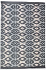 Home4you Agra Carpet 90x60cm Grey
