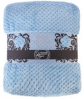 Home4you Helena Blanket 150x200cm Blue