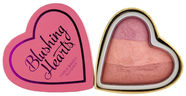Makeup Revolution London Blushing Hearts Baked Blusher 10g Candy Queen Of Hearts