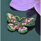 Vincento Brooch With Zirconium Crystal LD-1156