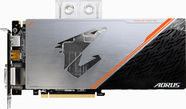 Gigabyte AORUS GeForce GTX 1080 Ti Waterforce WB Xtreme Edition 11GB GDDRX5 PCIE GV-N108TAORUSXWB-11GD