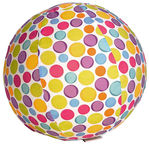 BubaBloon Balloon Ball Signature Print Multicolour