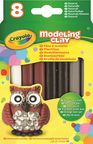 Crayola Modeling Clay 8 Pack Neutral