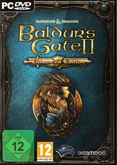 DEEP SILVER Baldur`s Gate II: Enhanced