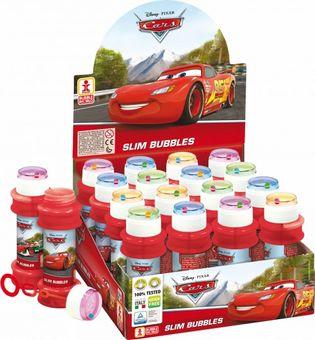 Dulcop Disney Cars Slim Bubbles 16pcs