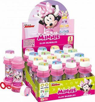 Dulcop Disney Minnie Mouse Slim Bubbles