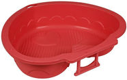 PalPlay Sand/Water Pit Heart Shape Red 300-434