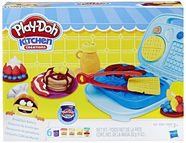 Hasbro Play-Doh Kitchen Creations Breakfast Bakery B9739