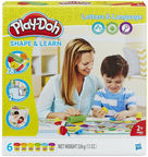 Hasbro Play-Doh Shape & Learn Letters And Language B3407