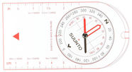 Suunto Ic-20 Instruction Compass