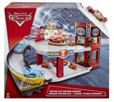 Mattel Disney/Pixar Cars Piston Cup Racing Garage DWB90