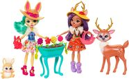 Mattel Enchantimals Garden Magic Doll Set FDG01