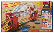 Mattel Hot Wheels Track Builder Stunt Bridge Kit DWW97