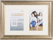 Victoria Collection Photo Frame Ema Gallery 21x29,7 2x 10x15 Bronze