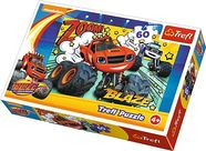 Trefl Blaze & The Monster Machines What A Team Puzzle 60pcs 17305