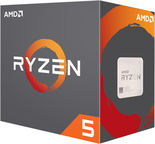 AMD Ryzen 5 1600X 3.6GHz 16MB BOX YD160XBCAEWOF