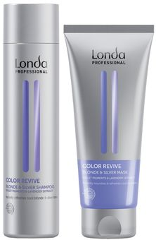 Zoom. Zoom. Zoom. Aizvērt. Londa Professional Color Revive Blonde   Silver  Shampoo 250ml cb86859fa1a8