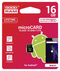 GoodRam microSD M1A0 16GB CL10 UHS-I Android