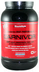 MuscleMeds Carnivor Beef Isolate Protein Blue Raspberry 2lb