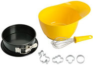 Kaiser Baking Set For Children 7-parts Dragon Jamjam