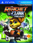 The Ratchet And Clank Trilogy PSV