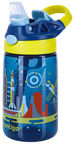 Contigo Gizmo Flip 420ml Blue/Yellow
