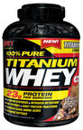 San Pure Titanium Whey Chocolate Rocky Road