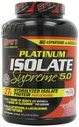 San Platinum Isolate Supreme Strawberry Yogurt 5lbs