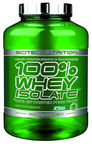 Scitec Nutrition 100% Whey Isolate Vanilla 700g