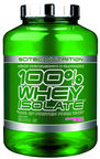 Scitec Nutrition 100% Whey Isolate Strawberry 700g