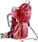 Deuter Kid Comfort II Cranberry/Fire 16