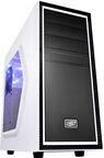 Deepcool Tesseract Middle-Tower ATX w/Side Window White DP-ATX-TSRSWWH