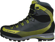 La Sportiva Trango Trek Leather Gore-Tex Carbon/Green 43