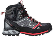 Millet High Route Mesh Grey/Red 43 1/3