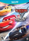 Cars 3: Driven To Win WiiU
