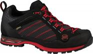 HanWag Makra Low GTX Black/Red 45