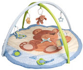 Canpol Babies Playmat With Music Box Teddy Bear 2/265