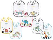 Canpol Babies Cotton Terry Bibs 7pcs 2/102
