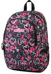 Target Large 3 Zip Allover Heartbeat 21441