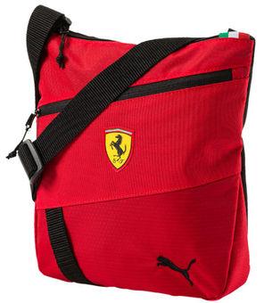 04df6418 Puma Ferrari Fanwear Bag Red 74777 01 :: Рюкзаки, спортивные сумки ...