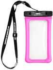 Remax Universal Waterproof Case For Mobile Devices To 5'' Pink