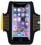 Remax Universal Armband Mobile Phone Pouch Case For Sport Black/Yellow