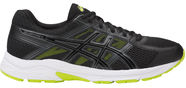 Asics Gel Contend 4 T715N-9090 Black Green 42 1/2
