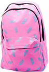 Avatar Backpack FF Sneakers Pink With Blue