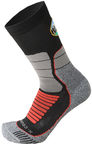 Mico Official ITA X-Country Sock Black 44-46