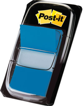 3M Page Marker Flags Blue